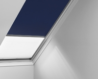 Pleated blinds VELUX