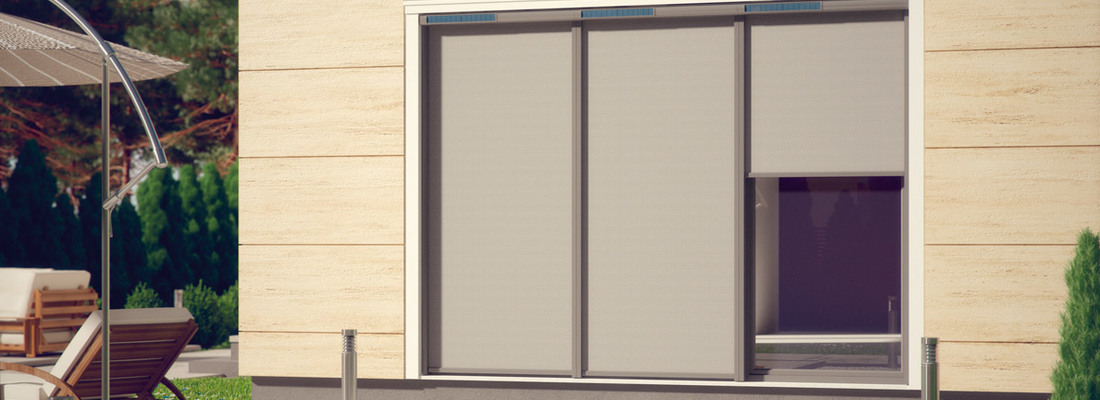 All you need to know about vertical window awnings