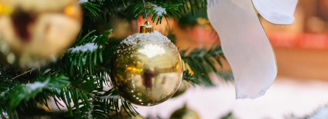 Fashionable Christmas decorations 2019