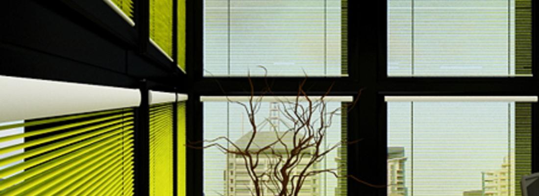 Aluminium blinds - what's new