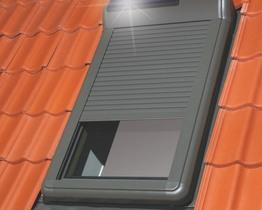 External roller blind FAKRO ARZ solar