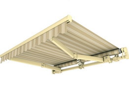 Patio awning PREMIUM without cassette Jamaica