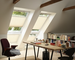 Pleated Blind VELUX FHL manual