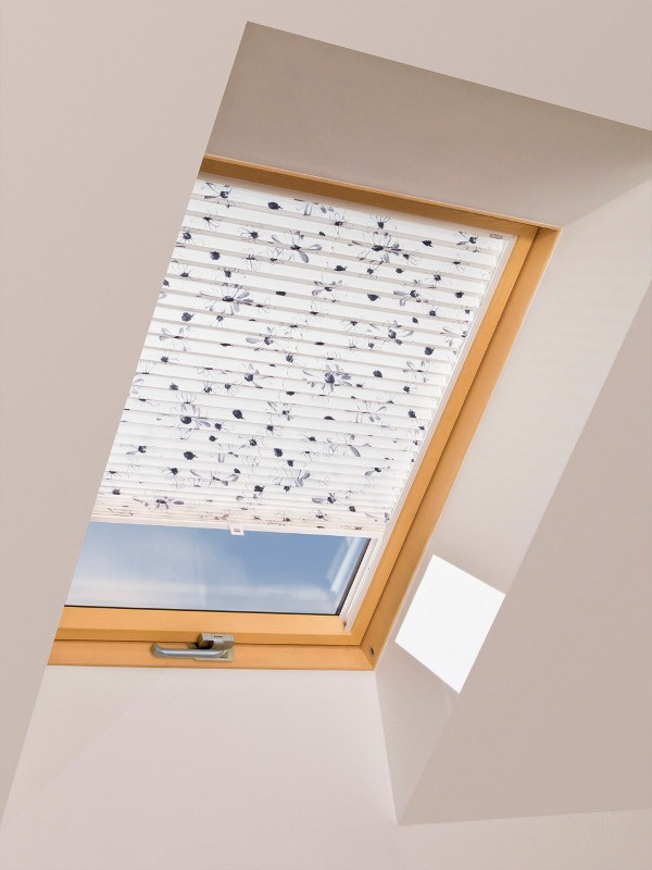 Pleated Blinds For Fakro And Velux Windows