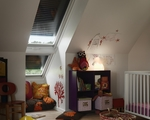 External VELUX SSL solar blind
