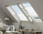 Roman blinds VELUX FHB