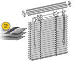 Aluminum venetian blinds 25 mm