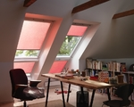 Roller blind VELUX RFL with sidebars