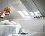 Blackout Blind VELUX DML electric