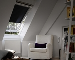 VELUX SML electric external roller shutters