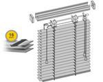 Aluminum venetian blinds 16 mm